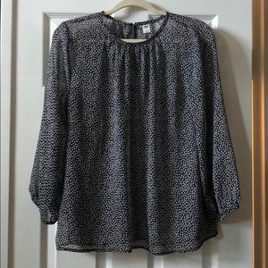 Old Navy Stars Blouse